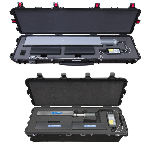 AT6103 mobile radiation scanning system