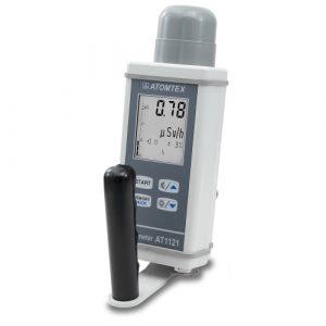 at1121 portable radiation monitor